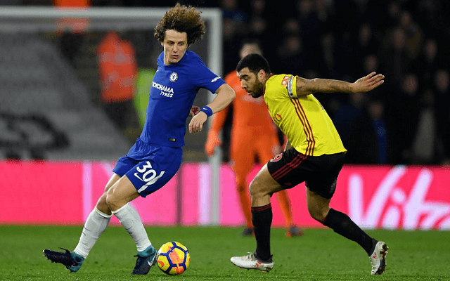 Februárban 4-1-re verte a Chelsea-t hazai pályán a Watford. - Fotó: Twitter