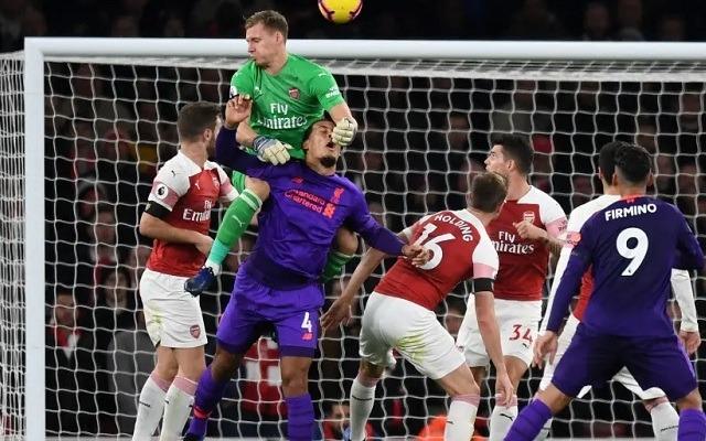 A Liverpool-Arsenal viszi a prímet a hétvégén. - Fotó: Twitter