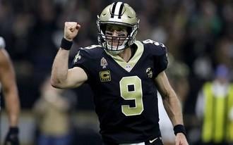 Nem lesz Brees-Brady csata a Super Bowlon? - íme a legfrissebb oddsok