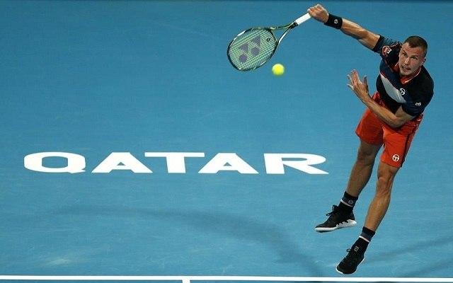 Jól hangolt Fucsovics a szezon első major versenyére. - Fotó: ATP