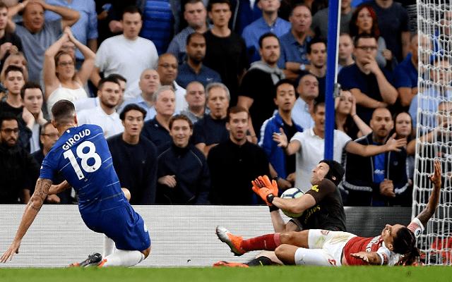 Újabb londoni derbi a PL-ben, ezúttal az Arsenal fogadja a Chelsea-t. - Fotó: Twitter