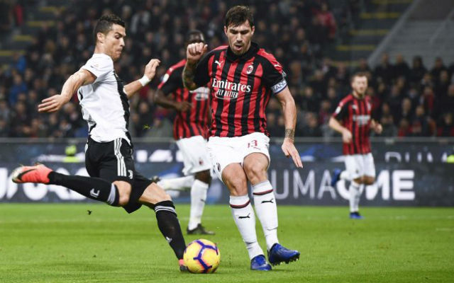A Ronaldo-Romagnoli párharc most is érdekes lehet - Fotó: Harian Terbit