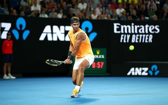 Nadal két sima győzelemmel jutott a 32 közé. - Fotó: ATP