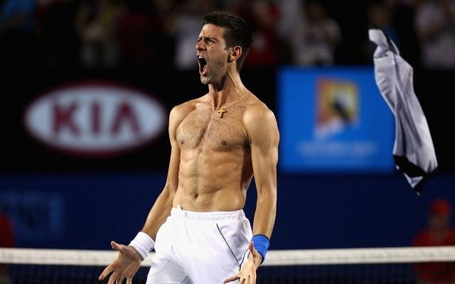 Djokovics most tudta meg, hogy mostantól alternatív határokkal is fogadhat! - Fotó: Archív
