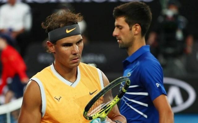 Esélye sem volt Nadalnak a Djokovics elleni AO-döntőben. - Fotó: ATP