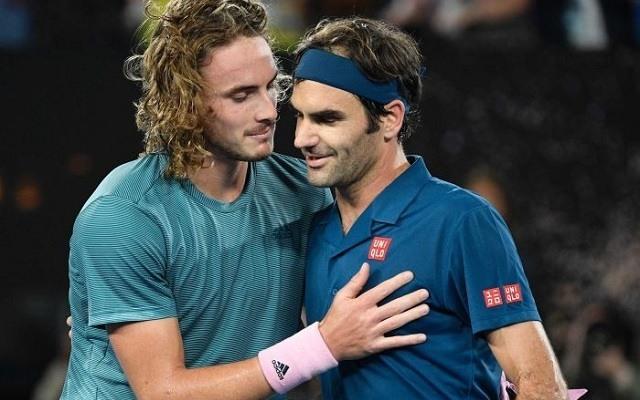 Tsitsipas fantasztikus csatában nyer Federer ellen. - Fotó: ABC