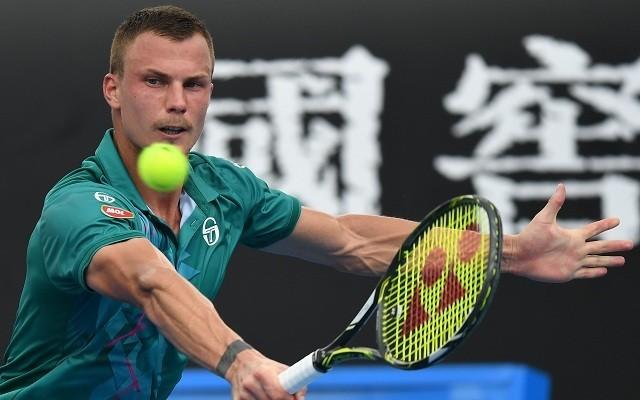Fucsovics karrierje második ATP-elődöntőjére készül. - Fotó: ATP