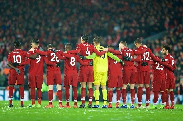 Fotó: Liverpool FC / facebook