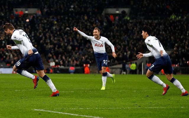 Újabb kötelező győzelem előtt áll a Tottenham. - Fotó: Twitter