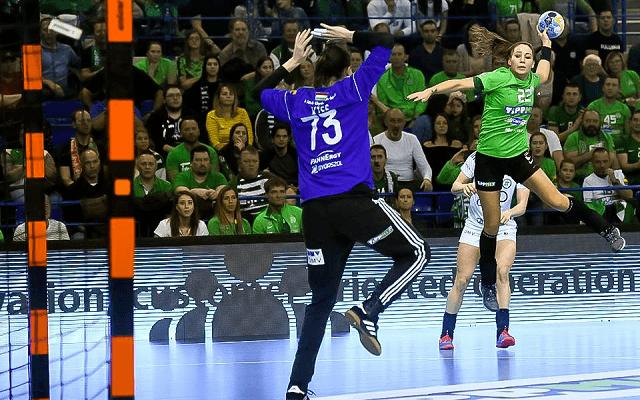 A Fradi és a Győr is győzelemre készül szombaton. - Fotó: Facebook