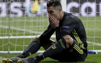 Innentől egy célja lehet a Juvénak, Cristiano Ronaldo!