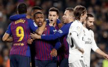 Real Madrid-Barcelona, Chelsea-Tottenham - avagy jönnek a csúcsrangadók!