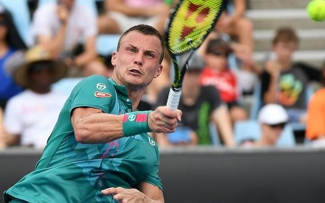 Fucsovics nagy formában nyerte első meccsét Rotterdamban. - Fotó: ATP