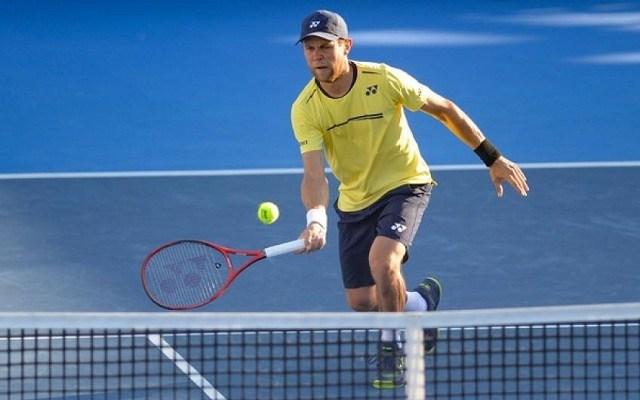 Albot 2019-ben hét győzelmet aratott már underdogként. - Fotó: ATP