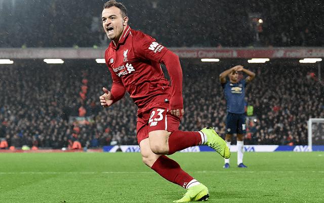 Decemberben a Liverpool 3-1-re nyert a MU ellen. - Fotó: Twitter