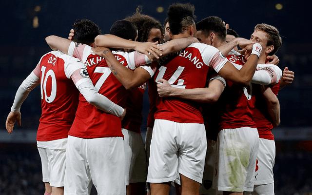 Az Arsenal várja jobb passzból az észak-londoni derbit. - Fotó: Twitter