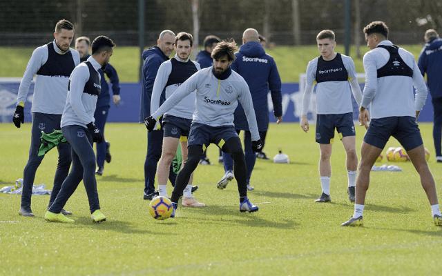 Walesbe utazik kedden az Everton. - Fotó: Twitter