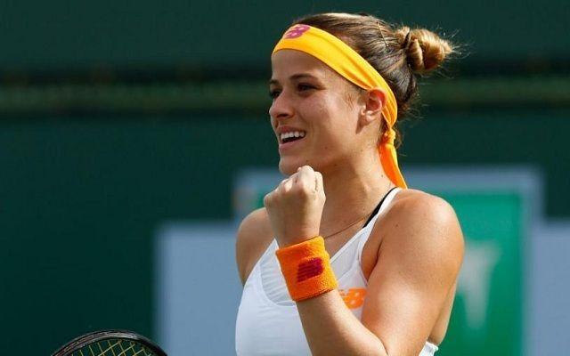Gibbs jó formában várja az Indian Wells-i selejtezős küzdelmeket. - Fotó: WTA