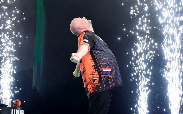 A holland legenda kicsúszott a világranglistán a top 32-ből. - Fotó: PDC