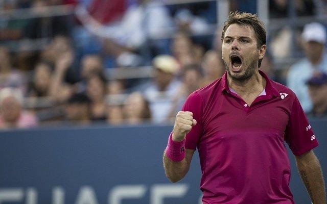Wawrinka három éve nagyon megszenvedett Evans ellen. - Fotó: ATP