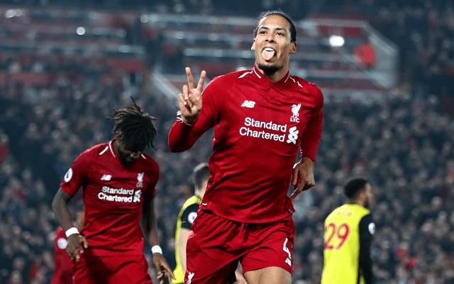 Kötelező győzelem előtt a Liverpool. - Fotó: Twitter