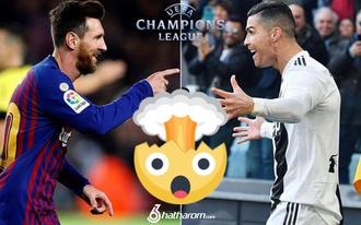 Összejöhet a Messi vs Ronaldo álomdöntő - íme a friss BL-oddsok