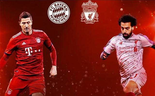 Vajon Lewandowski vagy Szalah fog villanni szerdán? fotó: Twitter