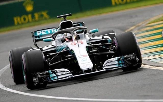 Lewis Hamilton és a Mercedes nagy fölénnyel nyerte a szombati időmérőt. - Fotó: F1
