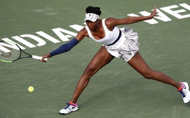 Venus mentheti meg az amerikaiak becsületét. - Fotó: WTA