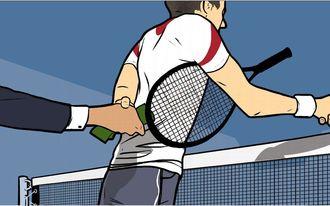 Börtönből szervezte a csalásokat, hét teniszezőt elfogtak
