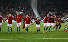 A legvalószínűbb végeredmények a walesi - magyarra