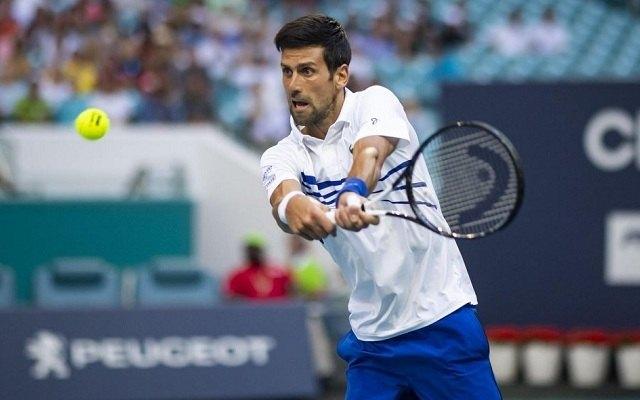 Kemény nyolcaddöntő elé néz a világelső szerb. - Fotó: ATP