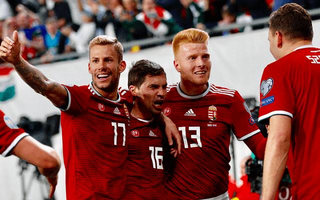 Pátkai góljával Budapesten legyűrtűk a walesieket / fotó:mlsz.hu