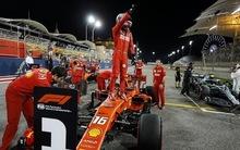 Vettel amatőr hibákat vét, fogadjunk inkább Leclercre?