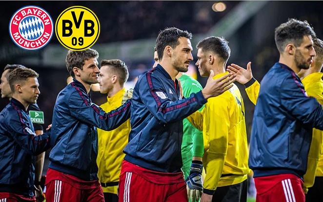 Hummels mindkét oldalon kipróbálhatta már magát. fotó: Bundesliga Official