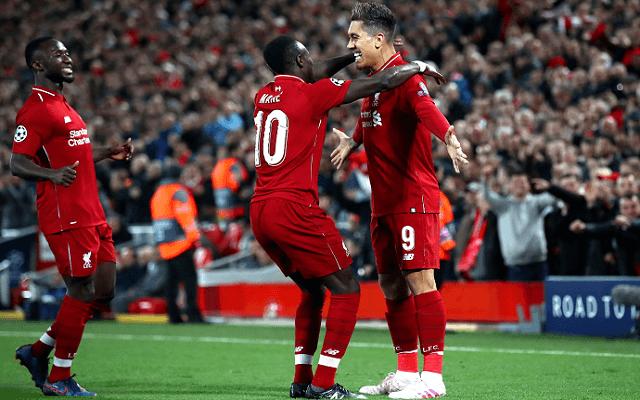 A Liverpool a bajnoki címért küzd. - Fotó: Twitter