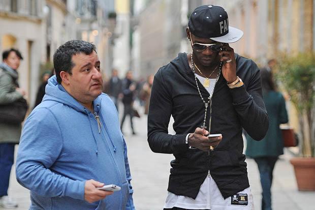 Raniola és Balotelli / Fotó: dailystar