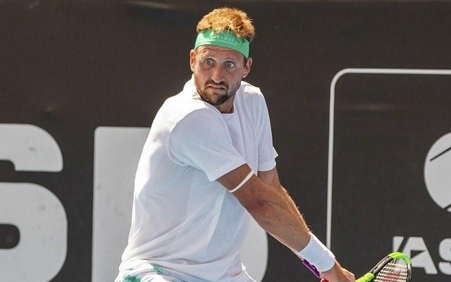 Sandgren tavaly döntőt játszott Houstonban. - Fotó: ATP
