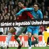 Így szívatta a Jézus-frizurás Messi a Ronaldóval felállt Unitedet 2008-ban