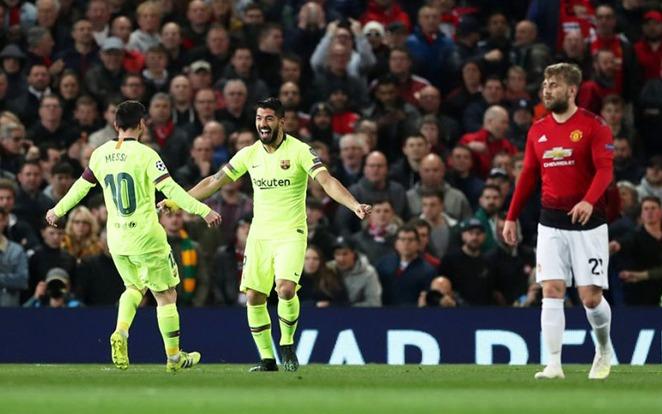 Messi és Suárez kedden is főszerepet kaphatnak. fotó: Twitter