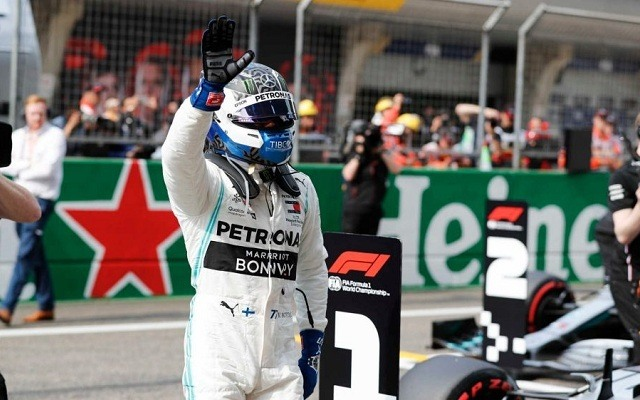 Bottas a pole-ból várja a vasárnapi rajtot. - Fotó: F1