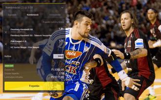 Kockázatmentes fogadás a Veszprém és a Szeged BL-meccsére