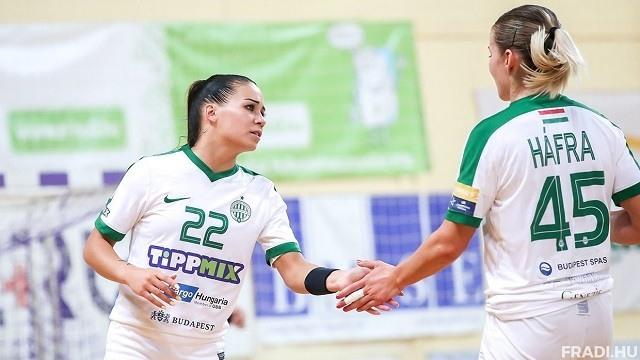 Lukács és Háfra góljaira nagy szüksége lesz a Fradinak / Fotó: fradi.hu