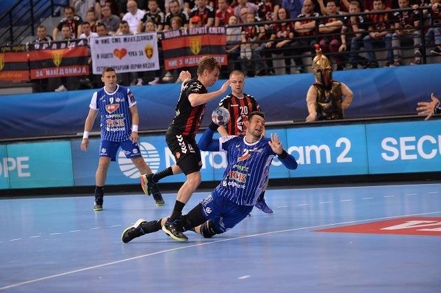 Bánhidi és a Szeged elhasalt Szkopjéban / EHF Champions League