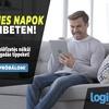 Elkezdődött a Logibet ingyenes időszaka - próbáld ki kockázat nélkül!