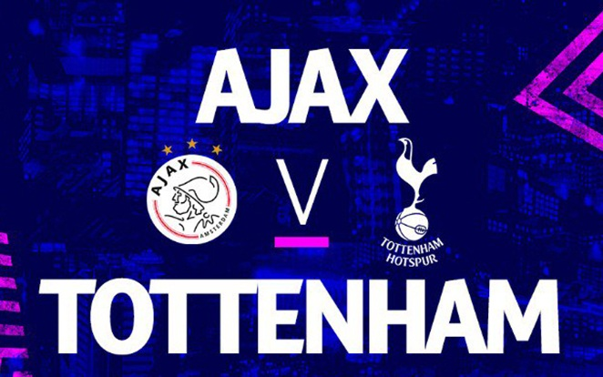 Ajax vagy Tottenham, Tottenham vagy Ajax? Pár óra múlva kiderül. fotó: Twitter
