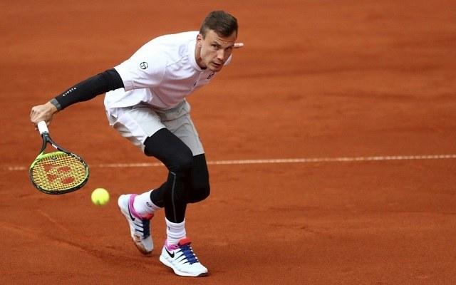 Nehéz ellenfelet kapott Fucsovics Márton az első körben. - Fotó: ATP