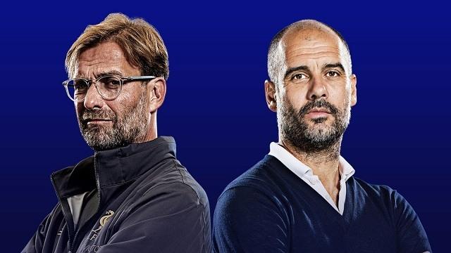 Klopp vagy Guardiola örülhet a végén? / Fotó: skysports.co.uk