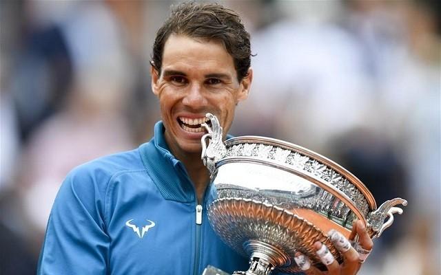 Nadal 2018-ban a 11. Garros-címét hódította el. - Fotó: ATP