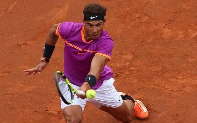 Nadal még soha nem veszített el egymást követő két salakos meccset. - Fotó: ATP